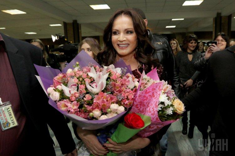 Директор Софии Ротару: минимальная стоимость выступления певицы — 50 тысяч евро