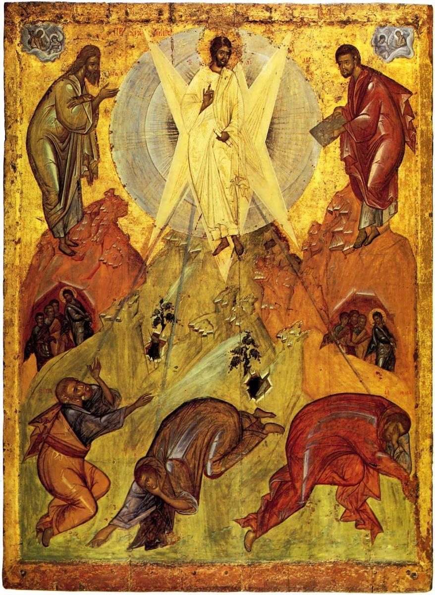 Преображение Господне. Икона. Как празднуется Преображение Господне