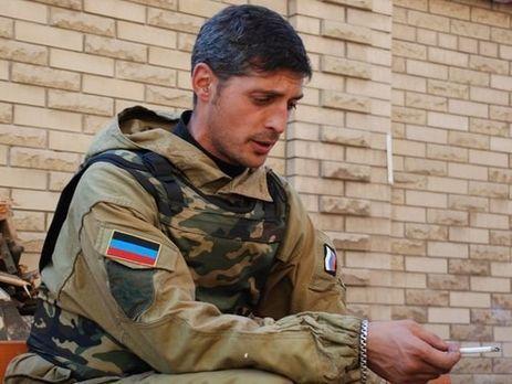 Убитого руководителя ДНР включили в список избирателей вУкраинском государстве