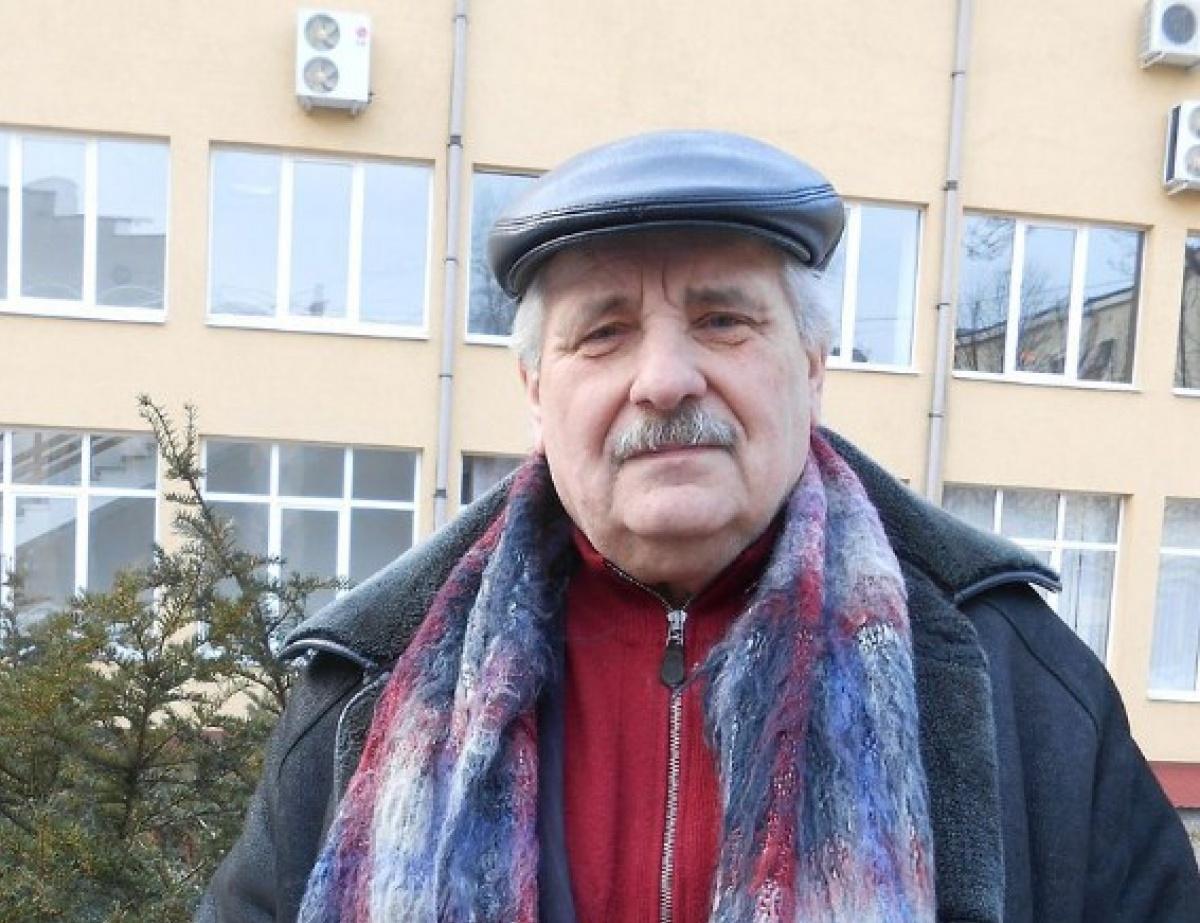 Умер известный украинский писатель и политик Степан Пушик