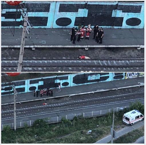 В Киеве девушка покончила с собой