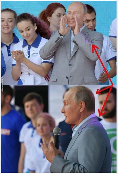 Эксперт утверждает, что Владимира Путина-