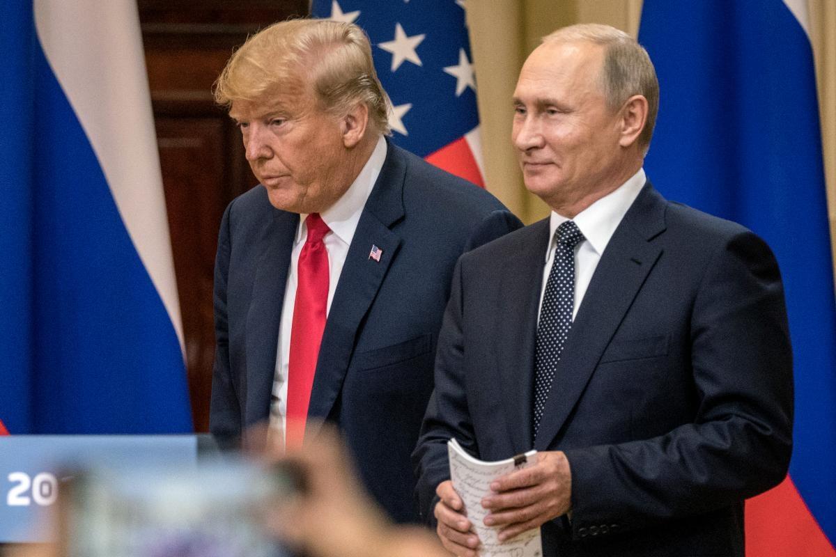 Астролог сообщил, что Дональд Трамп и Владимир Путин достигли тайной договоренности по Крыму