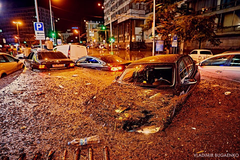Потоп в Киеве