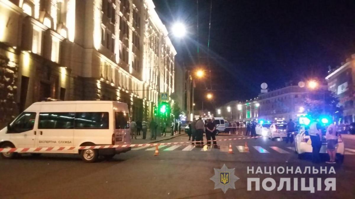 СМИ узнали, что в Харькове злоумышленник после стрельбы смог попасть с помещение горсовета
