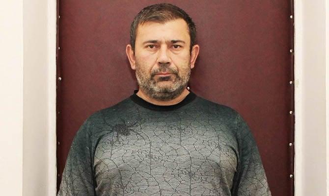 Украинец Роман Терновский получил в России срок за экстремизм