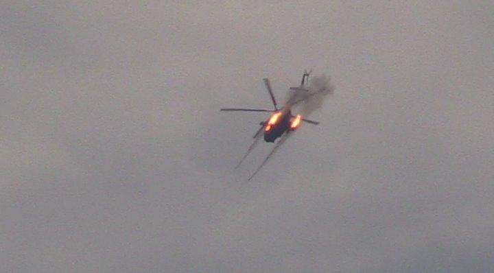 В Украине испытали опытных образцов отечественной неуправляемой авиационной ракеты