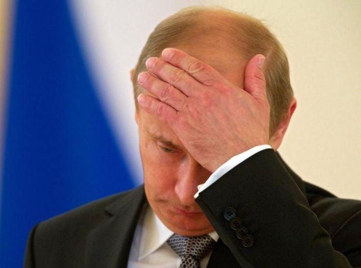 Путин и фейспалм
