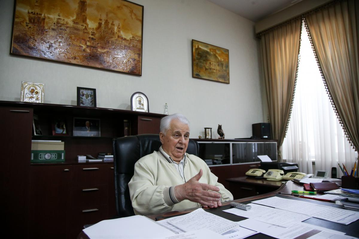 Эдуард Лимонов обозвал Леонида Кравчука из-за заявления о распаде РФ