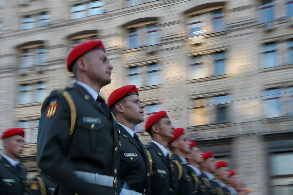 Військовий парад у Києві на День незалежності 2019 – коли почнеться, перекриття вулиць і чим здивує