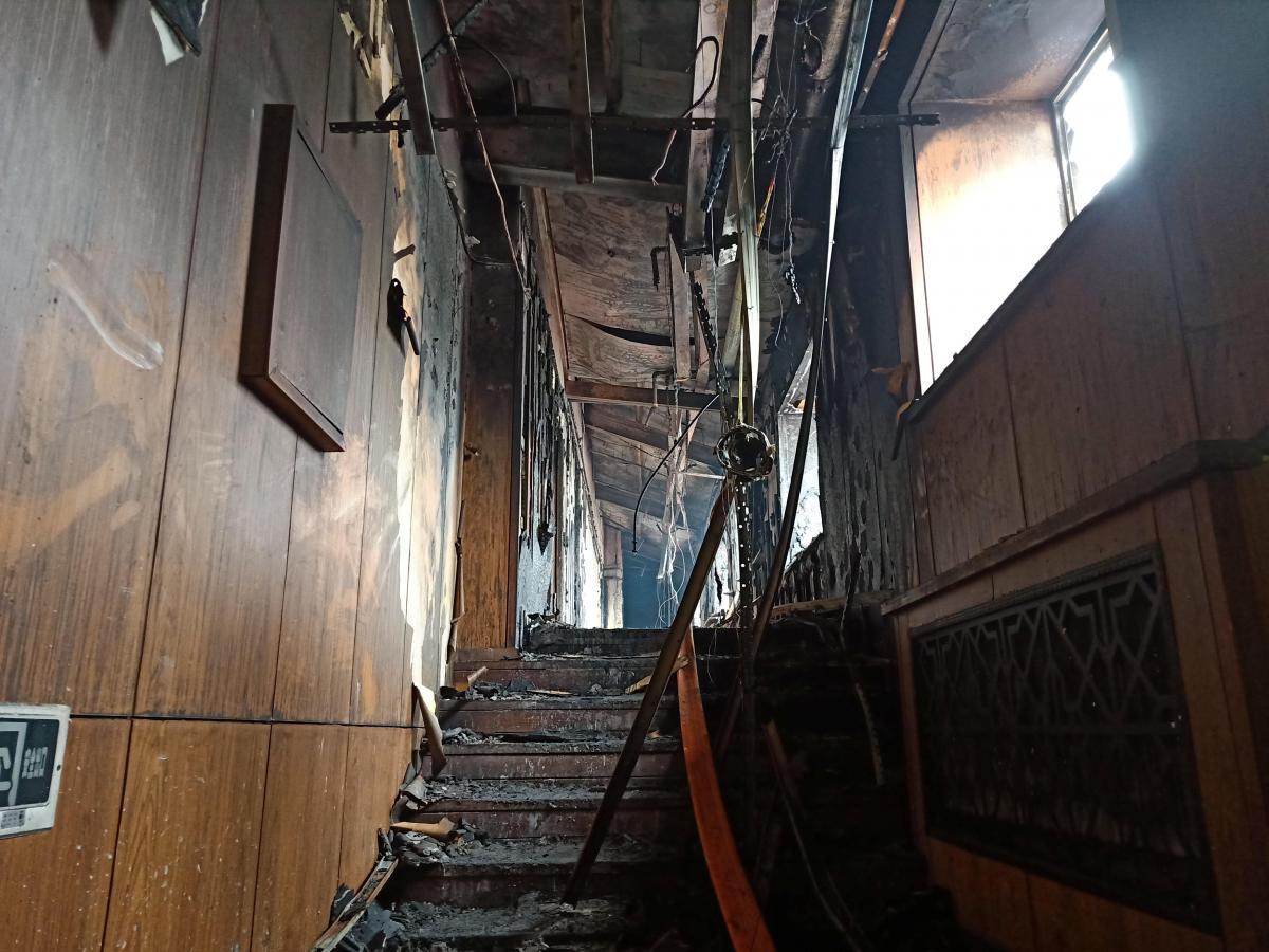 В Китае в отеле произошел пожар: много жертв и пострадавших