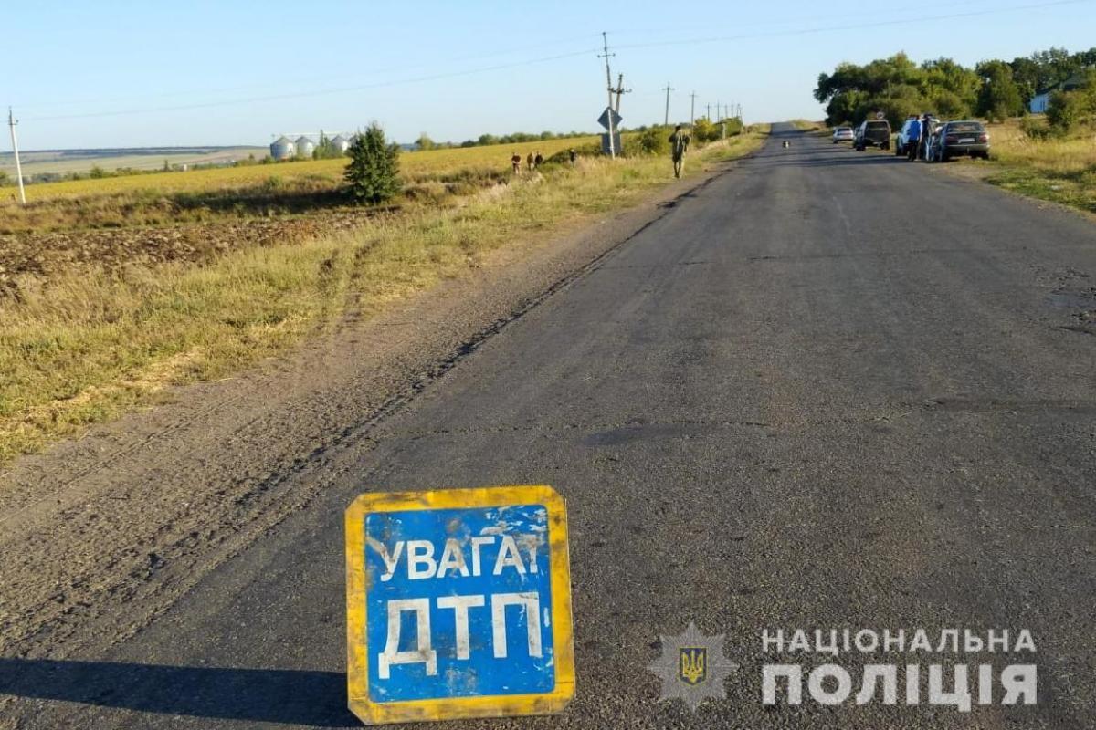 На Луганщине 17-летний парень на иномарке устроил ДТП, погибла девушка