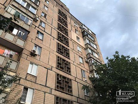 Дом, где застряли спасатели - обычная многоэтажка советских времен