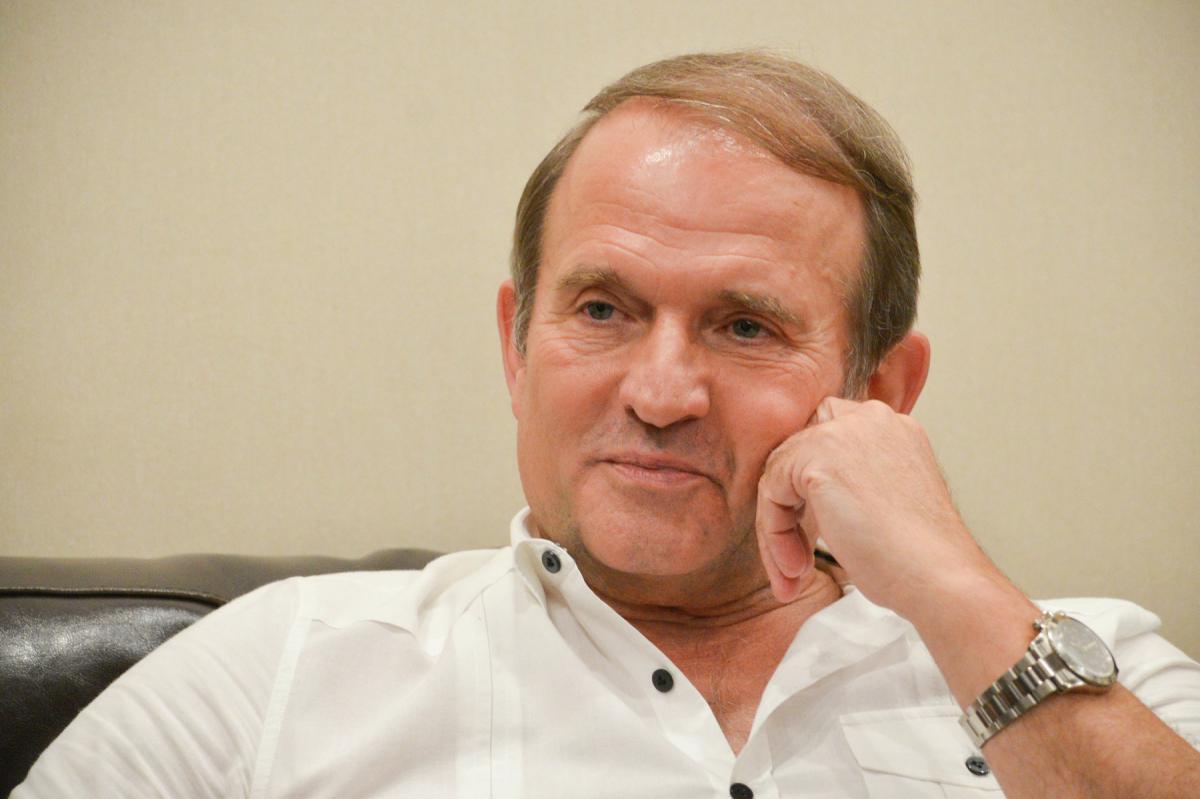 Виктор Медведчук утверждает, что в прошлом и текущем году отдыхал в Крыму
