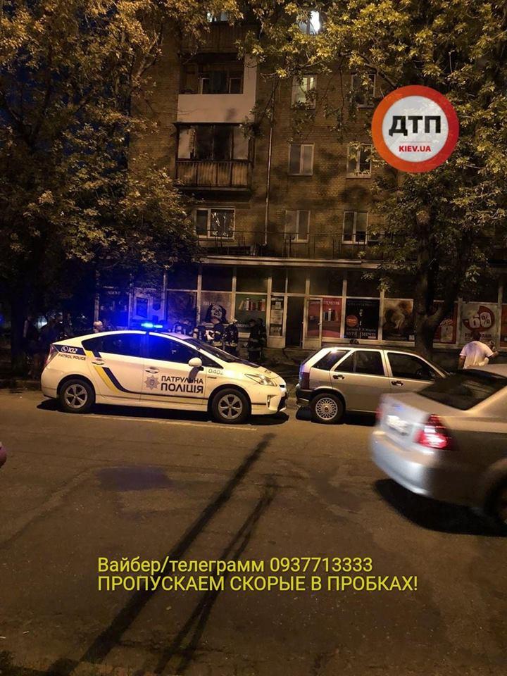В Киеве напали на книжный магазин и избили продавца
