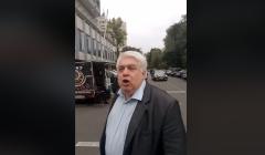 """""""Иди на х*й, г*вно!"""" нардеп жестко ответил активисту на вопрос о его обращении"""