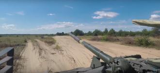 Самое грозное оружие нового танка - управляемые ракеты
