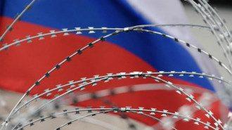 Россия, санкции