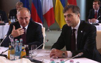 Журналисты выяснили, что Владислав Сурков на 90% останется работать по Украине - Новости России