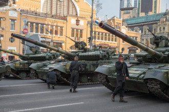 Сколько стоит военный парад в Киеве-2018 / Владимир Мальцев