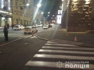 В Харькове возле горсовета была стрельба, погиб коп