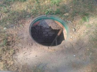 В люке обнаружили тело женщины / Фото: Факты