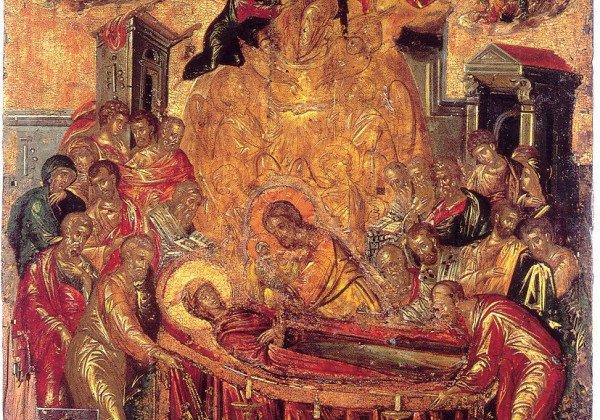 Успение Пресвятой Богородицы традиции празднования приметы и обычаи