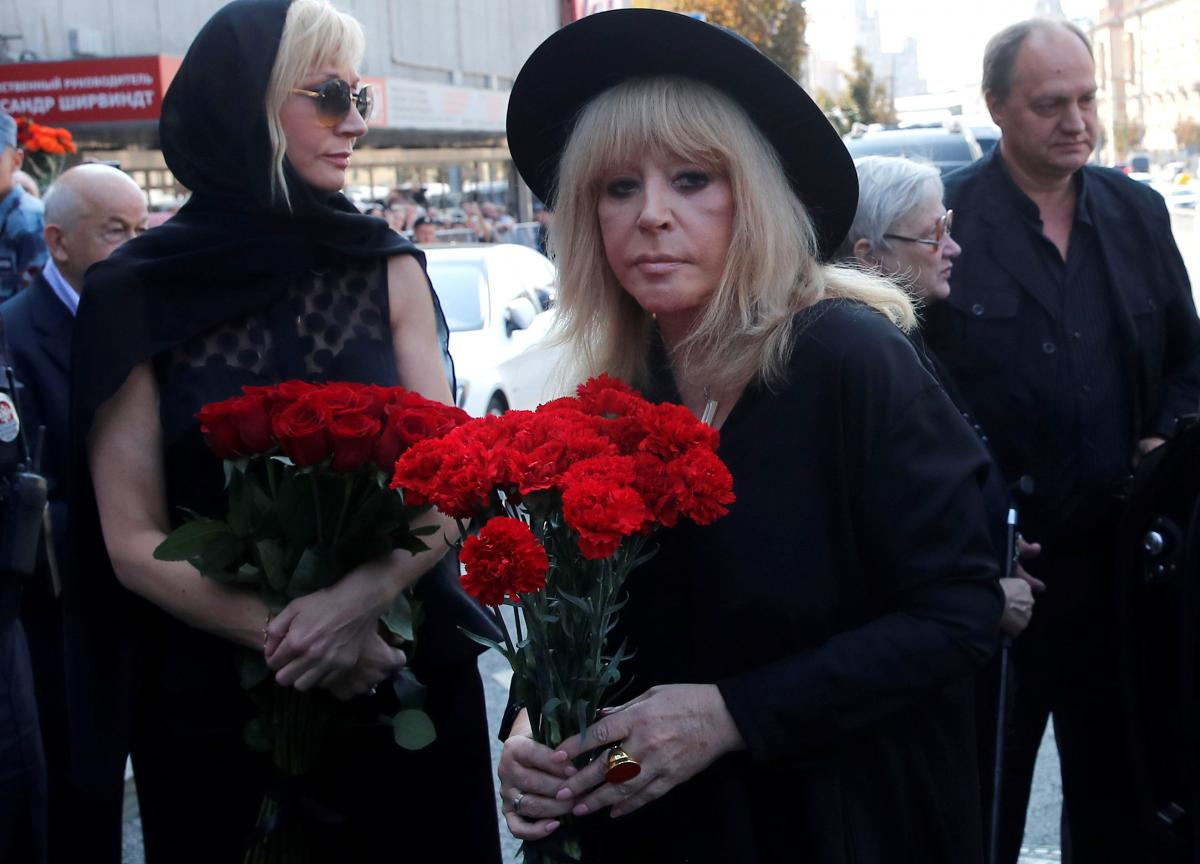 В России похоронили Иосифа Кобзона