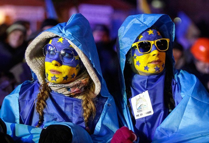 Европа, Украина, ЕС