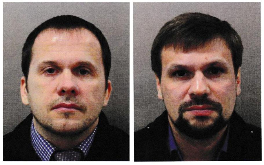 СМИ узнали, что Александр Петров и Руслан Боширов получили загранпаспорта около двух лет назад