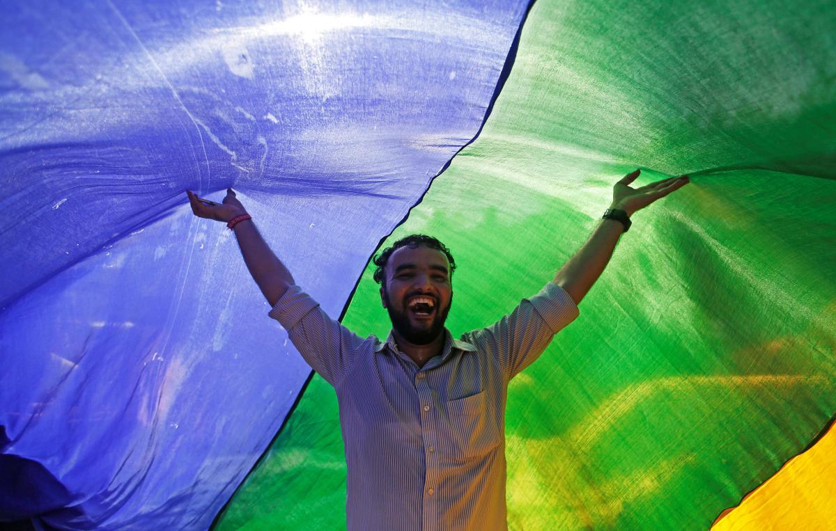 Индийский гомосексуалист