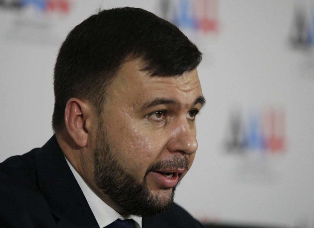Мир на Донбассе — Для наступления мира на Донбассе нужен диалог, сказал Денис Пушилин