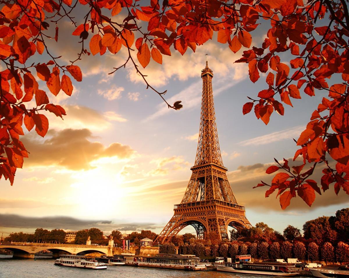 Франция_Париж_туризм_Эйфелева вежа