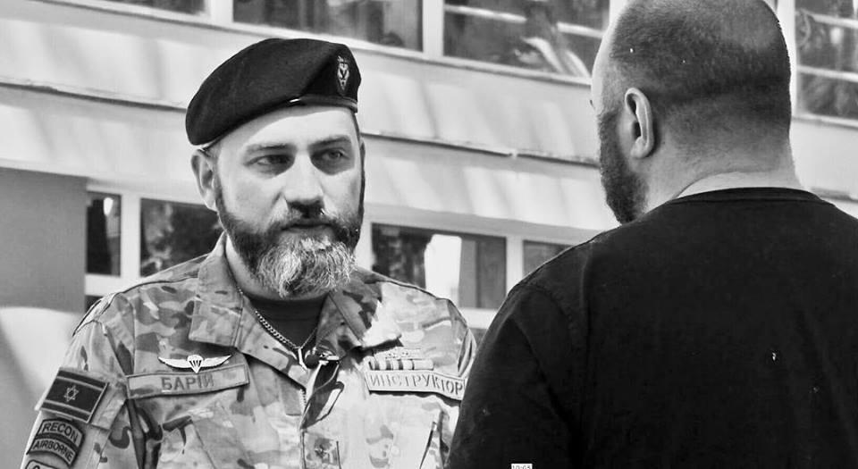 Погибшего военного зовут Бари Бонен - военнослужащий Грузинского легиона, гражданин Израиля