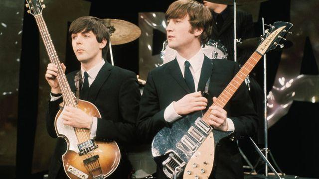 Леннон и Маккартни