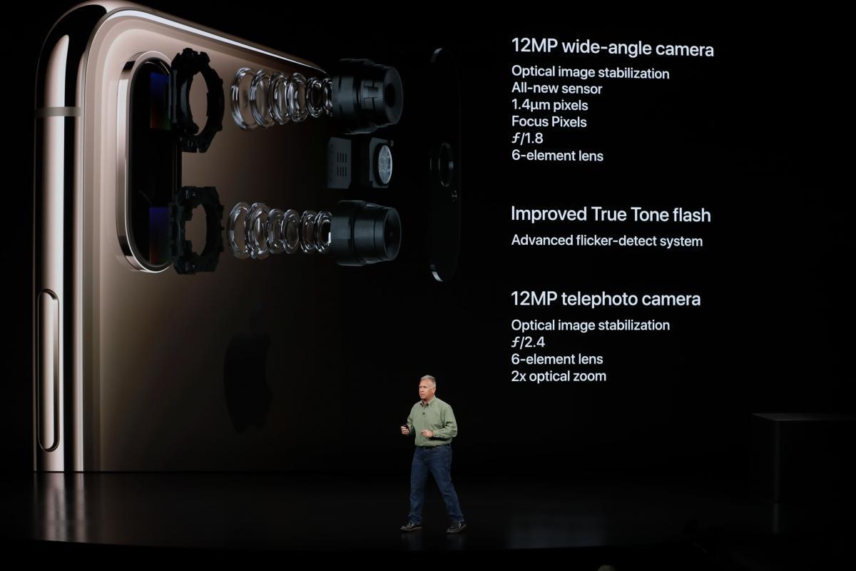 Apple презентовала iPhone XS