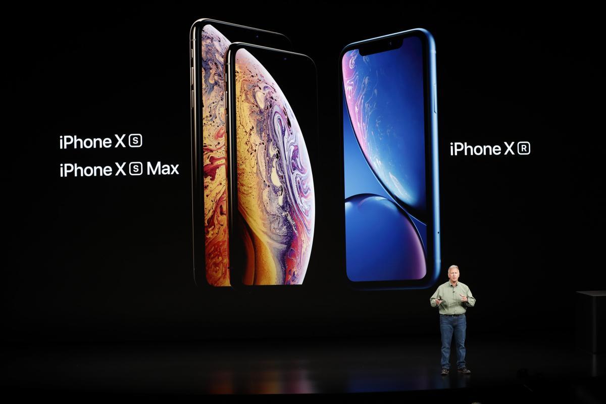 Apple презентовала iPhone XR