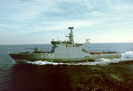 Havkatten (P552)