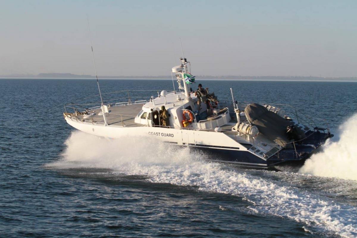 Провокация РФ в Азовском море