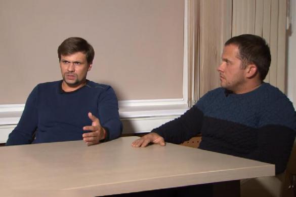 Солсбери, интервью, Петров, Боширов