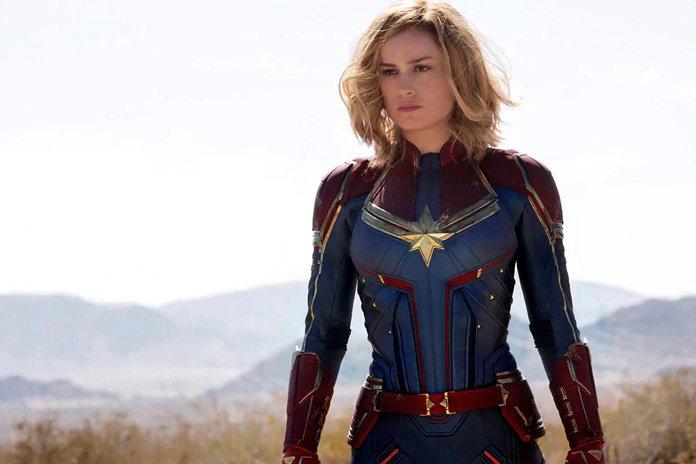 """""""Капитан Марвел"""": опубликован первый трейлер фильма о женщине-супергерое"""