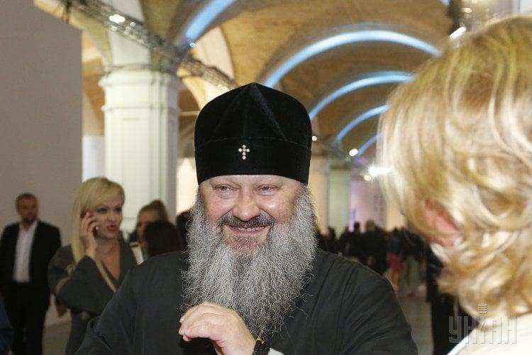 Намісник Лаври митрополит Павло