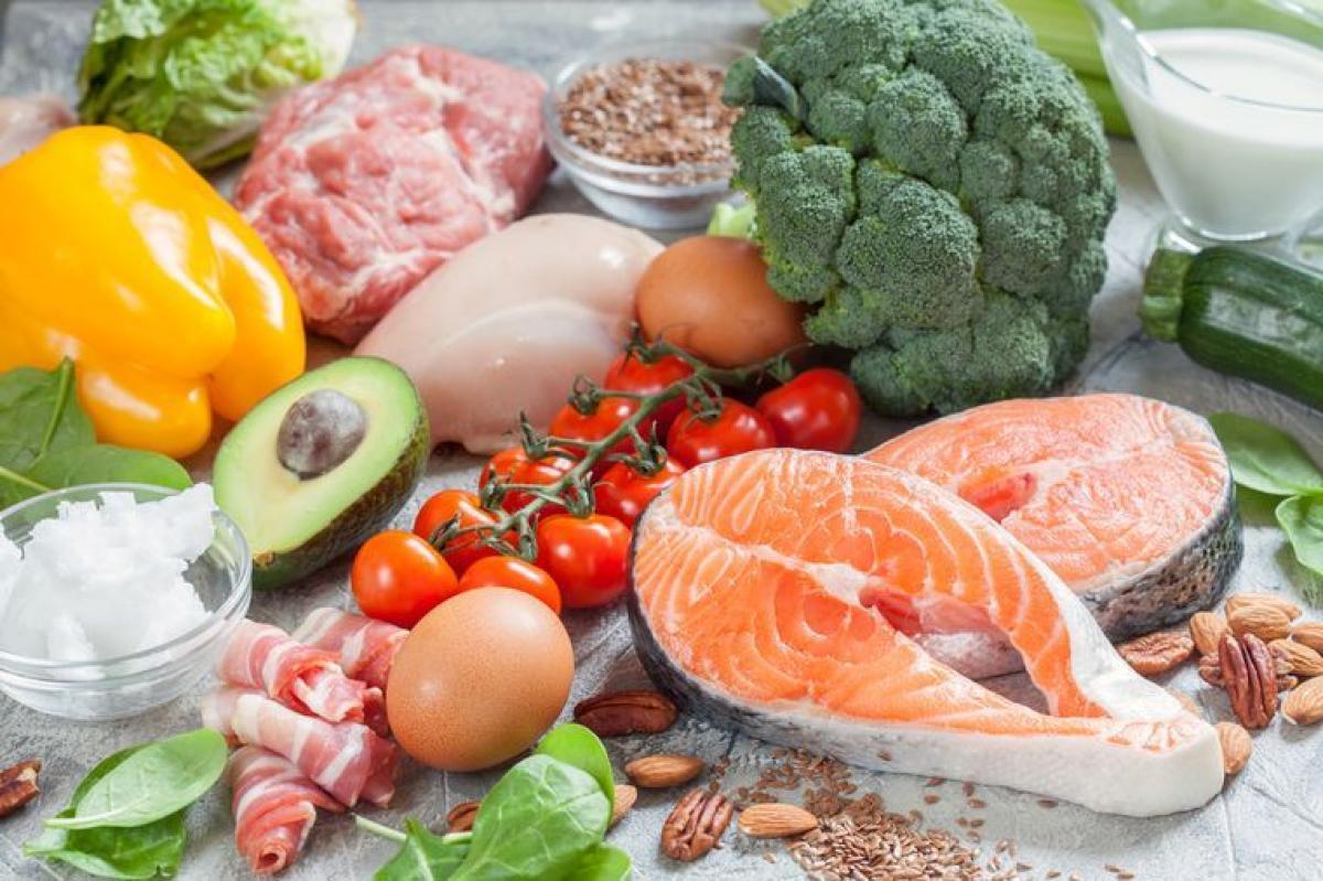Правильное питания для набора мышечной массы