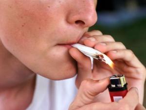 Курение, марихуана