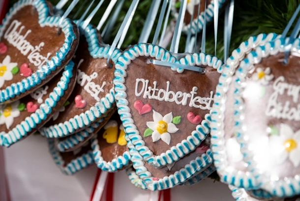 октоберфест 2018 в германии