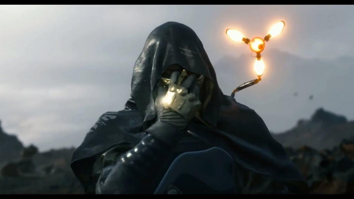 Death Stranding – The Man in the Golden Mask