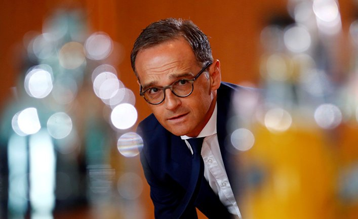 Глава МИД Германии ответил наобвинения Трампа по«Северному потоку— 2»