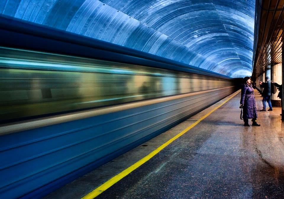 Метро Киева: когда и на каких станциях будет 4G Internet