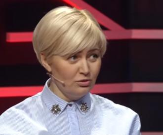 """Лариса Ницой считает, что русскоязычным людям грозит """"вирусная инфекция русский мир головного мозга"""""""