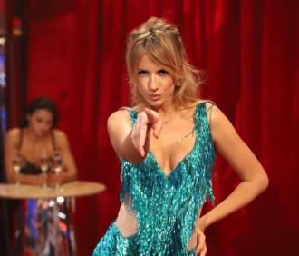 Леся Никитюк грубо ответила раскритиковавшему ее танец Владу Яме